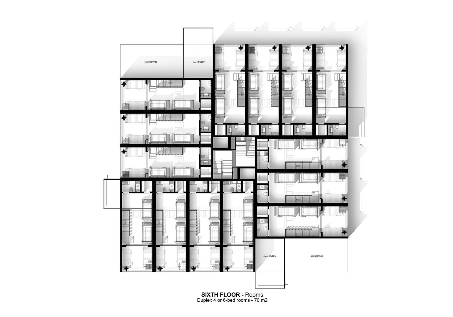 Genoa - A G Tehrani Design Studio - 11 - Section