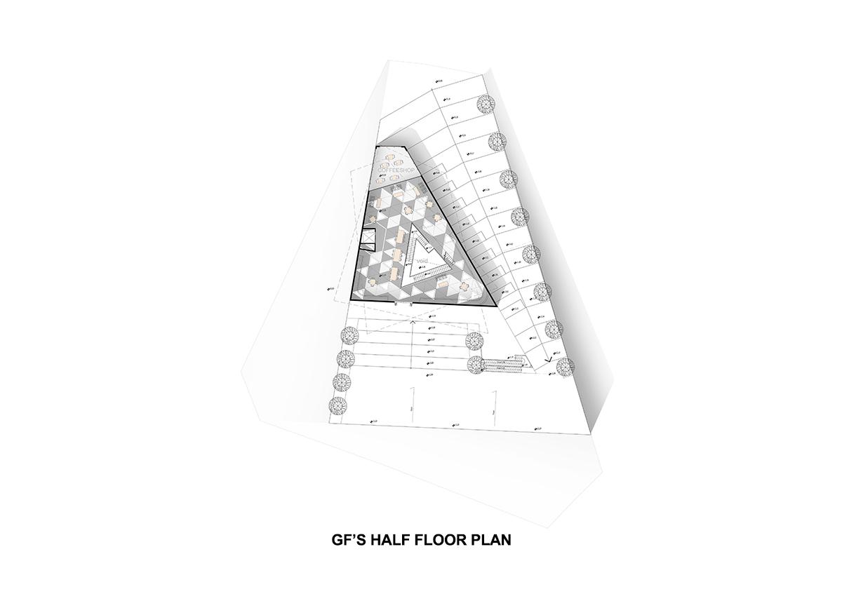 ghazaal-la'li-Oslo-commercial-gf-half- floor-PLAN